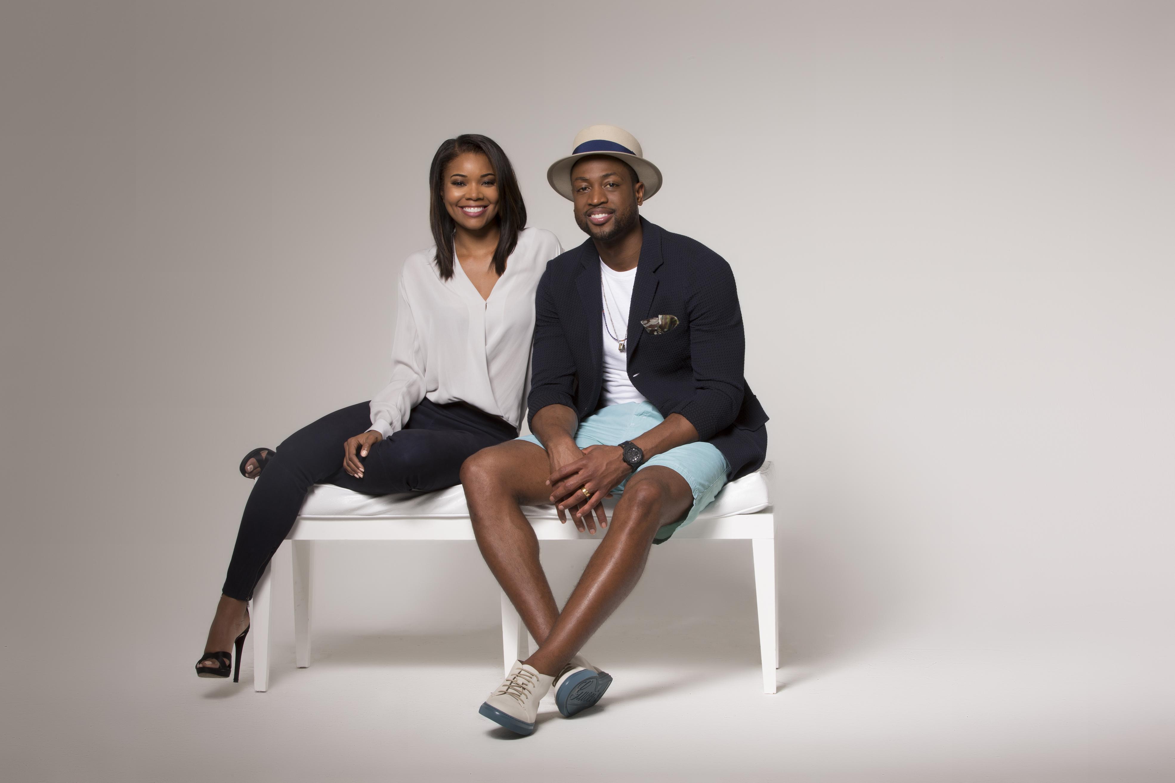Gabrielle Union & Dwyane Wade