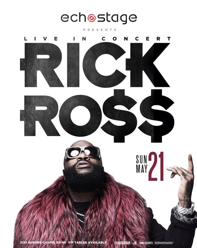 93 9 wkys presents rick ross mastermind tour live at echostage 93 9 wkys