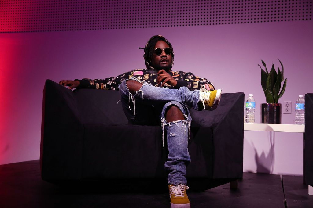 Inside Wale's 'Shine' Listening Event