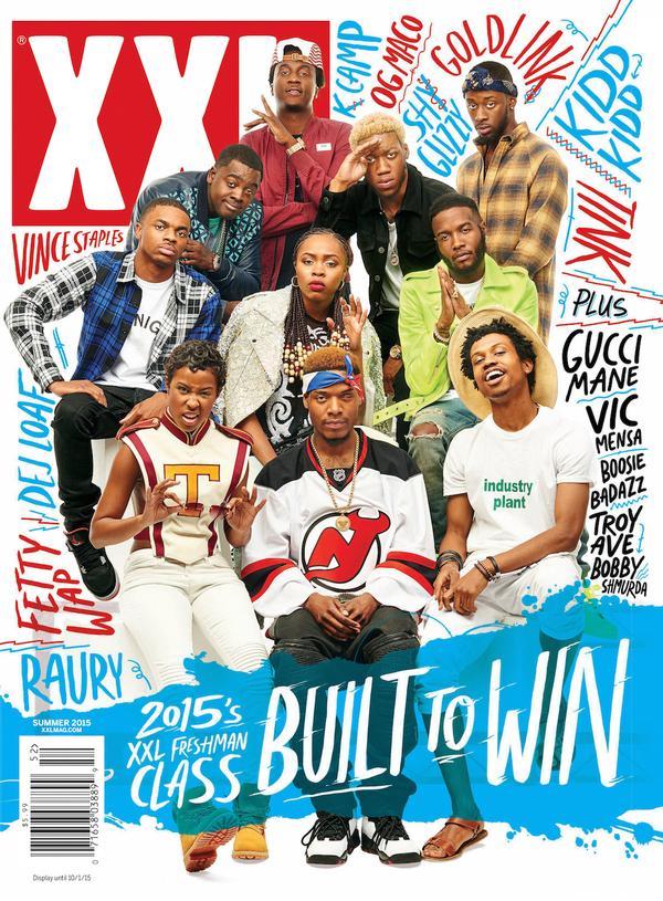 2015 XXL Freshman Class