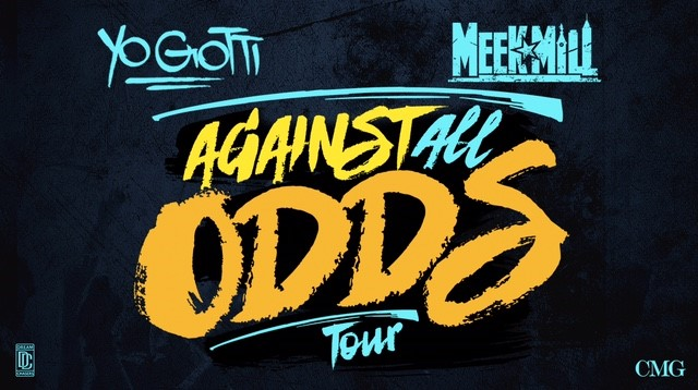 """Meek Mill and Yo Gotti """"Against All Odds Tour"""""""