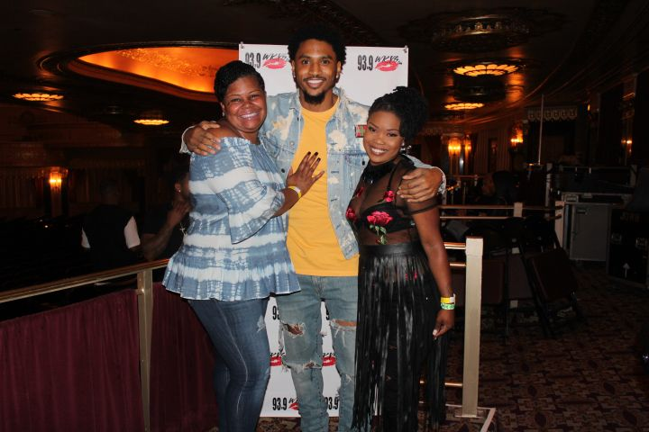 R&B Live With Trey Songz