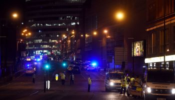 BRITAIN-ACCIDENT-MUSIC-POLICE