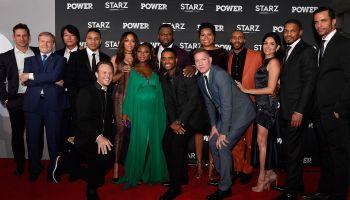 Starz' 'Power' Washington, D.C. Season Four Premiere