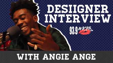 Angie Ange x Desiigner Interview