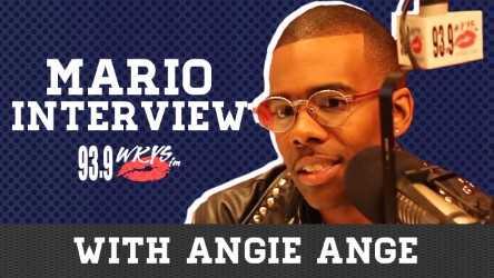 Angie Ange x Mario Interview
