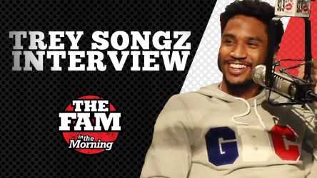 The Fam Trey Songz Interview