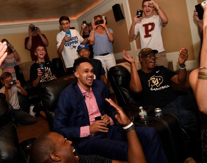 Derrick White NBA Draft