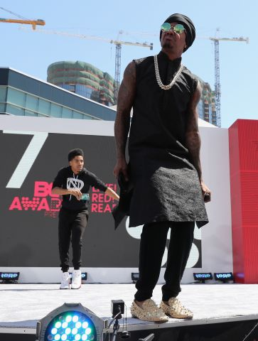2017 BET Awards - Pre-Show - Live, Red, and Ready!