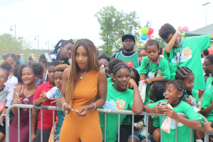 #KYSBlockParty: Sevyn Streeter Is For The Kids