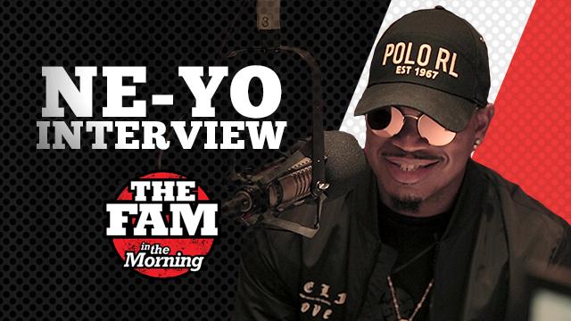 Ne-Yo Interview Graphic