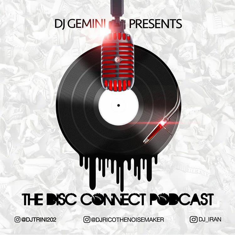 """""""The Disc Connect"""" Podcast"""