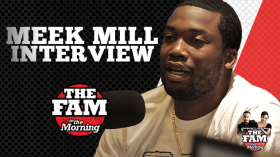 Meek Mill The Fam In The Morning