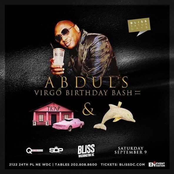 Bliss Night Club: YFN Lucci And Abdul