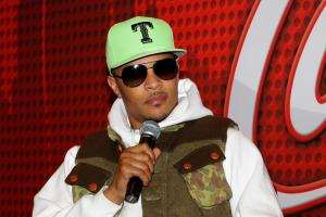T.I. Promotional Visit In Chicago