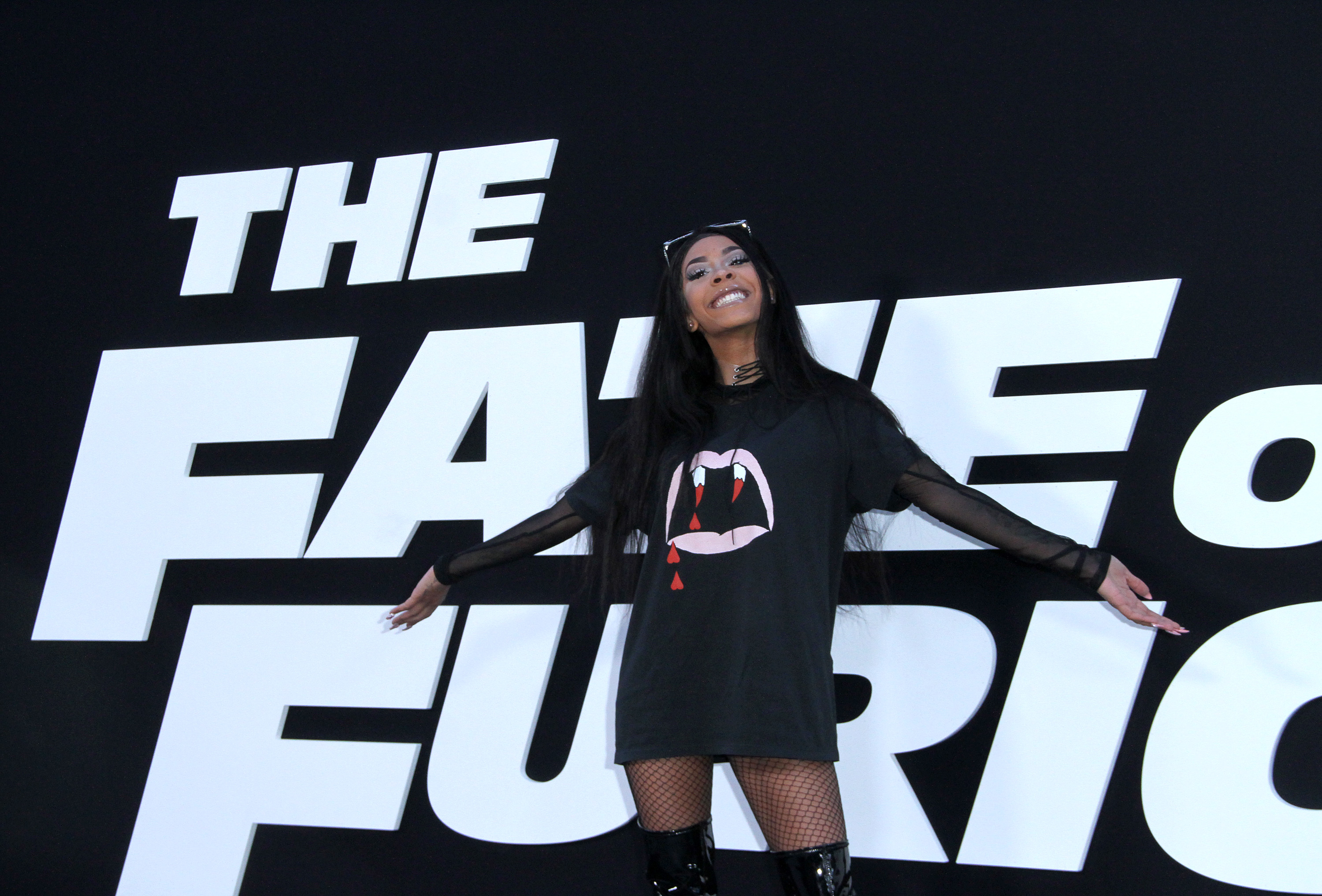 'The Fate Of The Furious' New York Premiere - Outside Arrivals