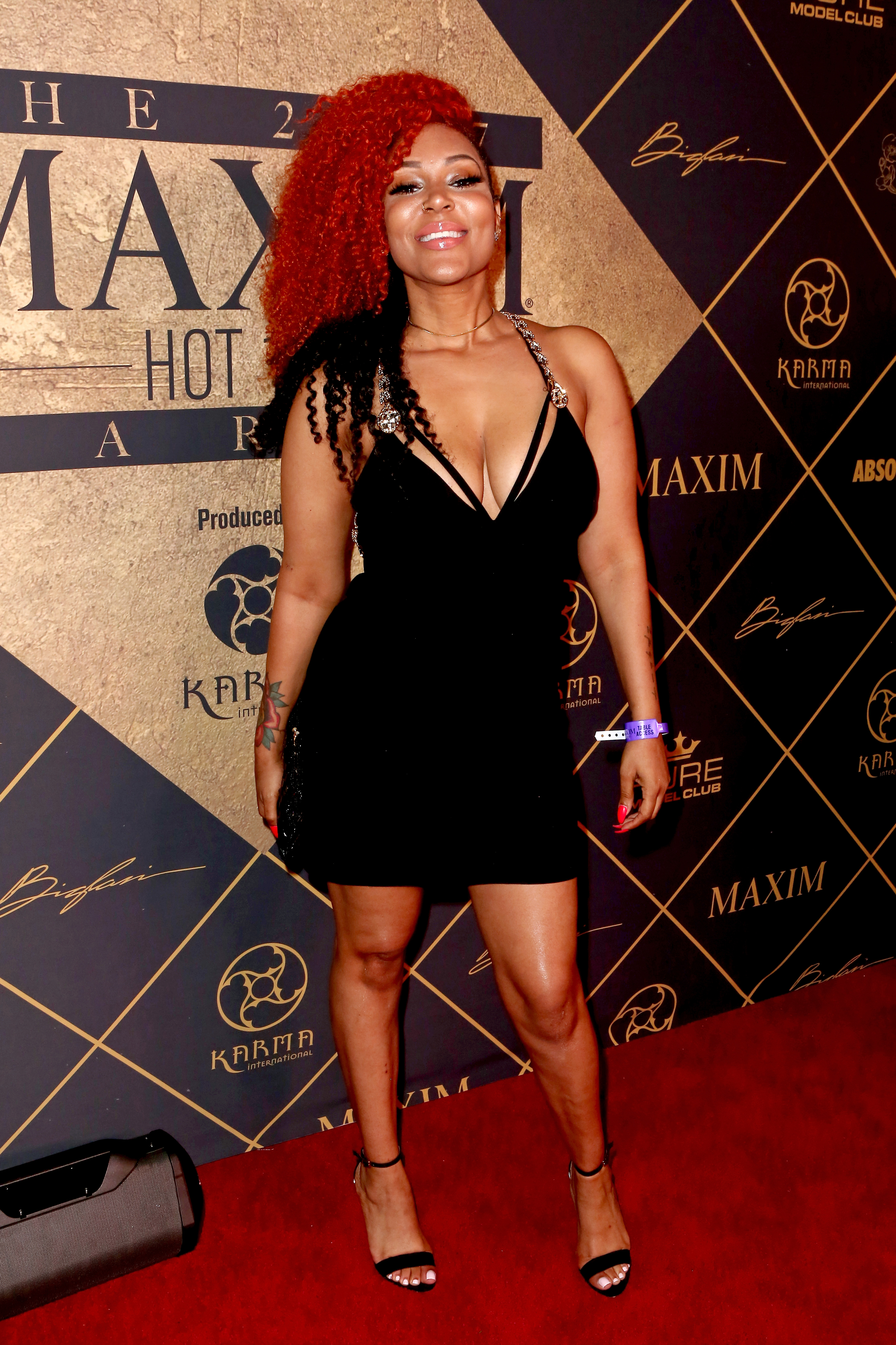 The 2017 MAXIM Hot 100 Party