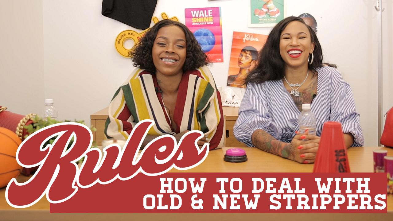 Rules With Pretty Redz & Lola
