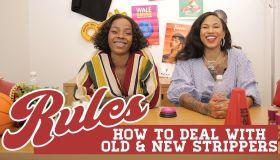Rules With Pretty Redz & Lola