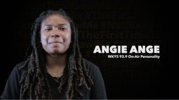 Angie Ange First Time I Saw Me
