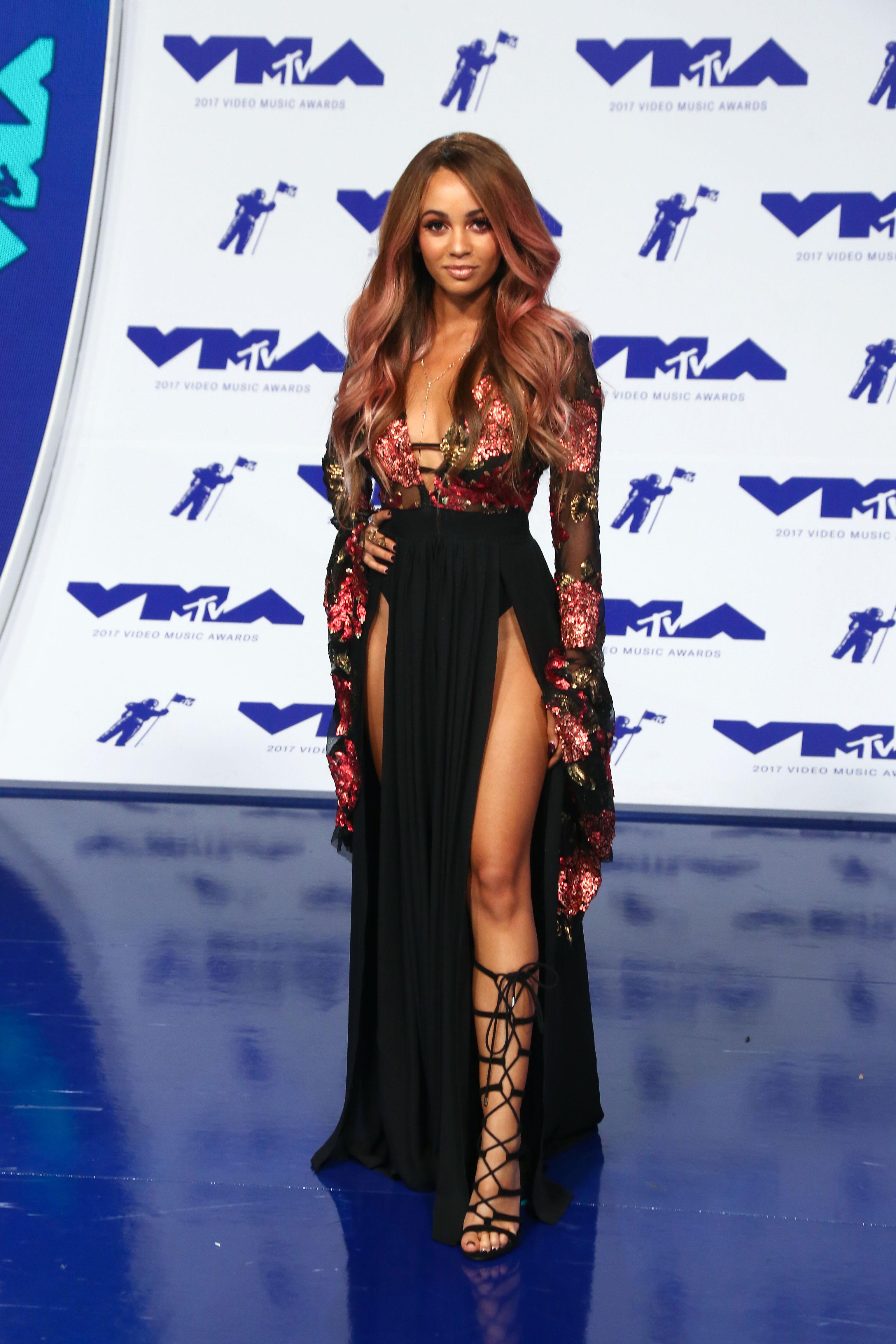 US-MTV-AWARDS-RED CARPET