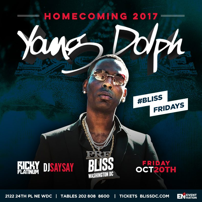 Young Dolph And Fabolous Bliss Graphics