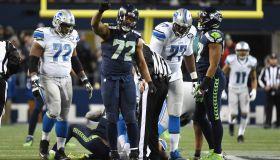 Wild Card Round - Detroit Lions v Seattle Seahawks
