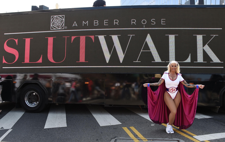 3rd Annual Amber Rose SlutWalk