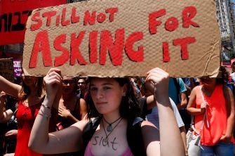 ISRAEL-SOCIETY-WOMEN-SLUTWALK