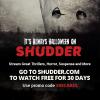 Shudder Streaming Service