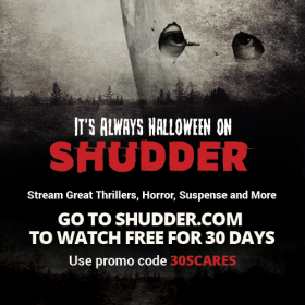 Shudder Streaming Service