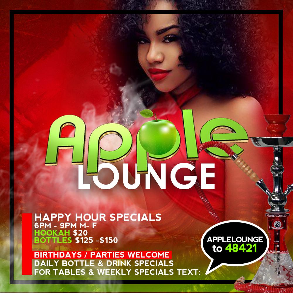 Apple Lounge, DC