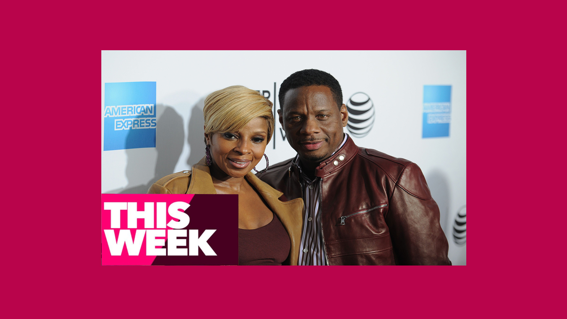 Mary J. Blige This Week