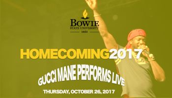 Gucci Mane Live At Bowie State Homecoming