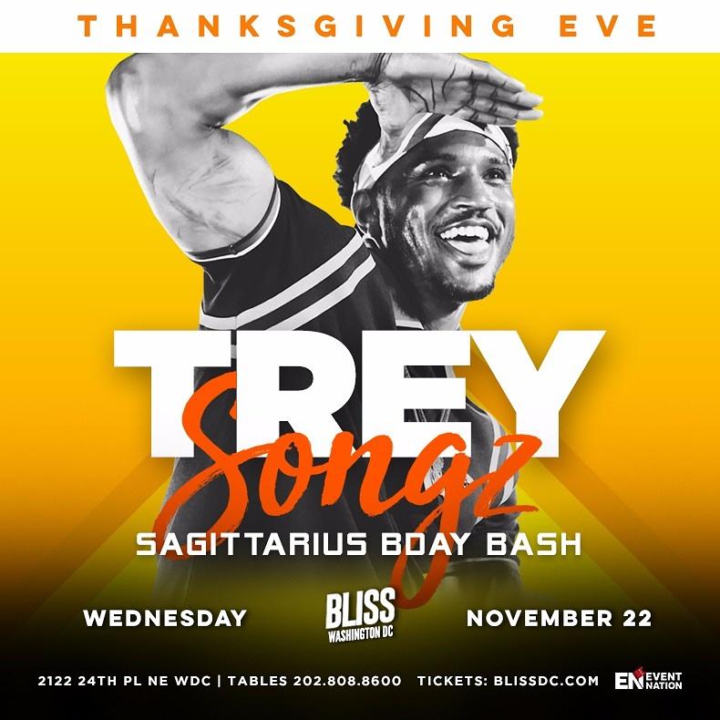 Trey Songz at Bliss