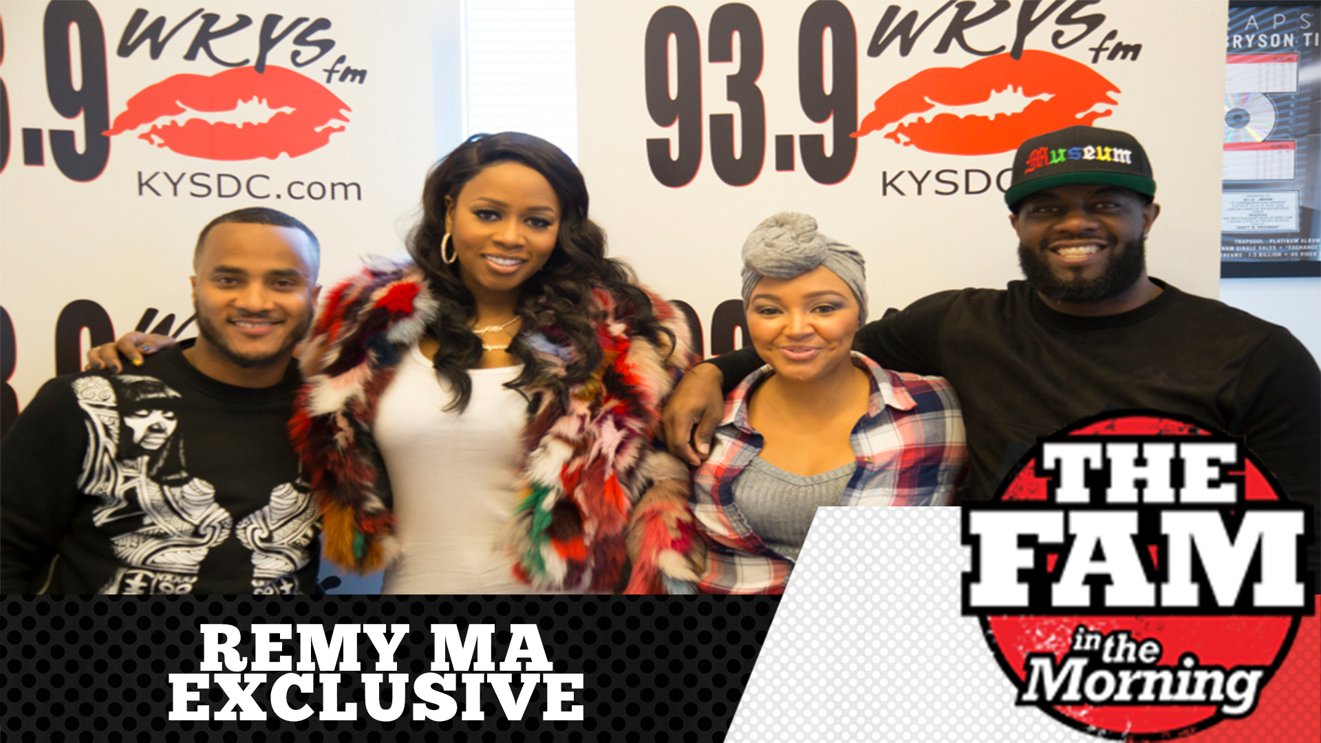 Remy Ma Exclusive