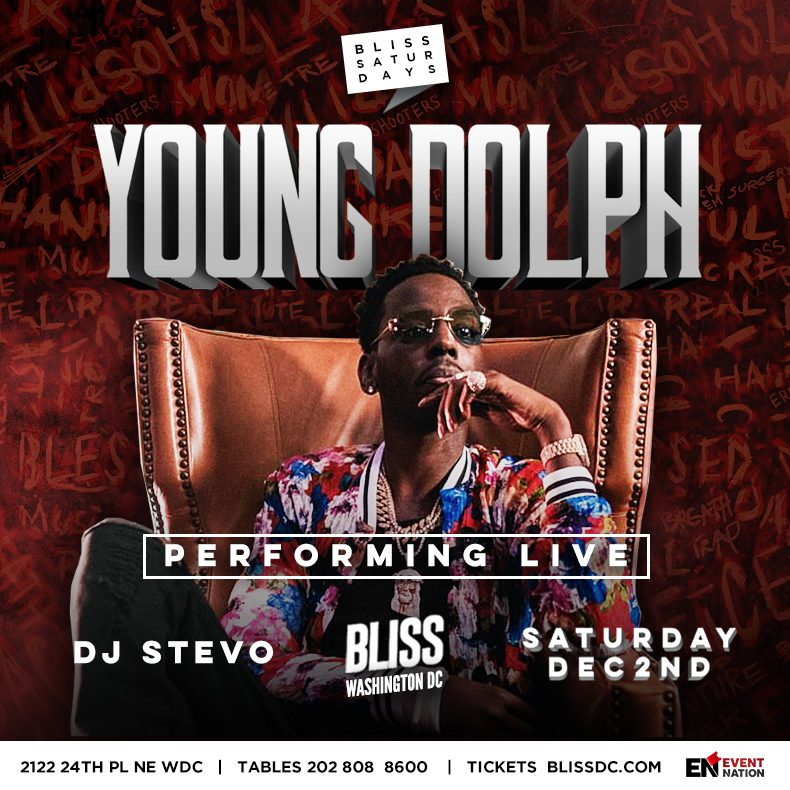 Young Dolph at Bliss