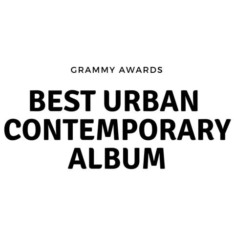 Urban contemporary album
