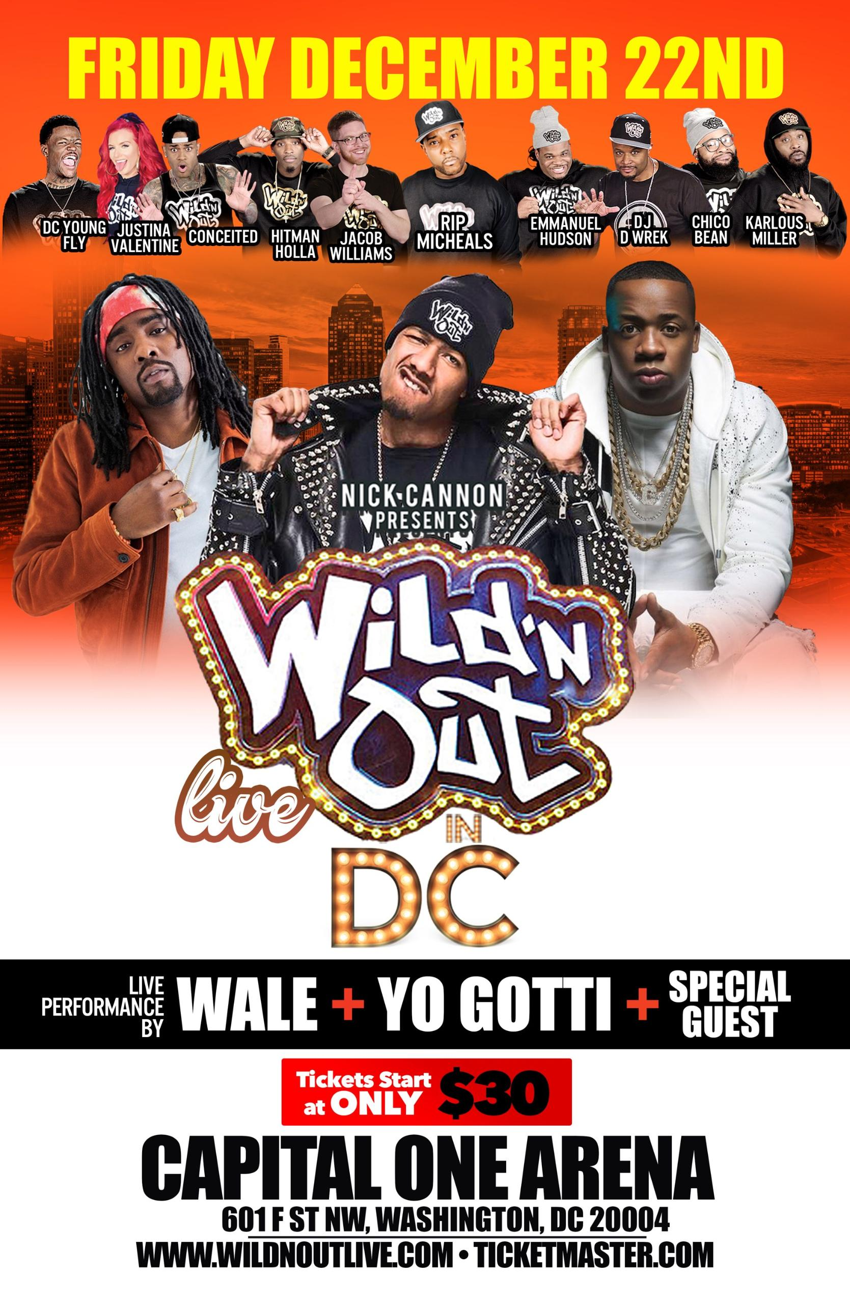 Wildin Out DC