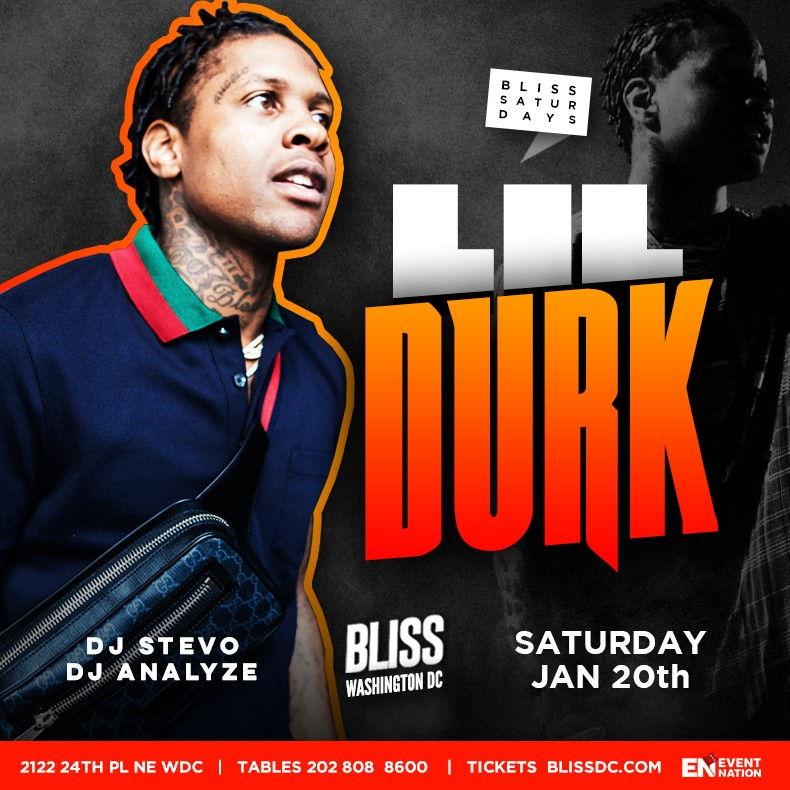 Durk at Bliss