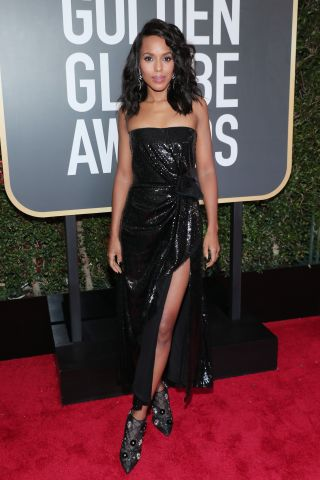 NBC's '75th Annual Golden Globe Awards' - Red Carpet Arrivals