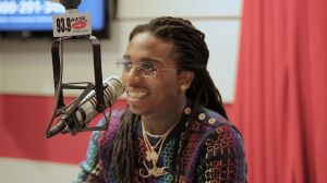 Singer Jacquees