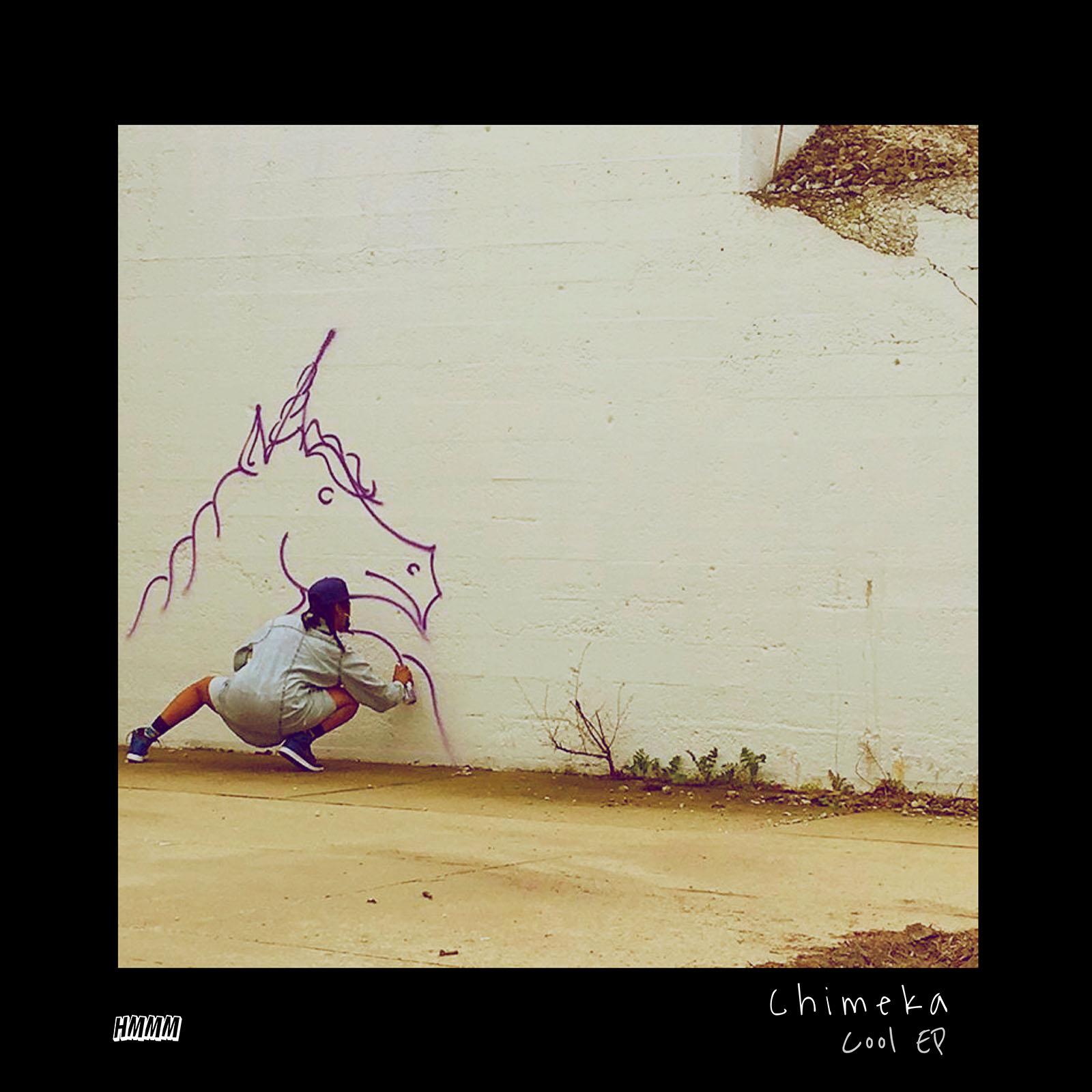 Chimeka Cool EP Cover