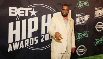 BET Hip Hop Awards 2017 - Arrivals