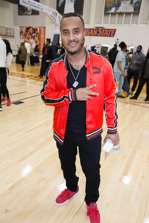 Flow Weekend' Celebrity Basketball Bash