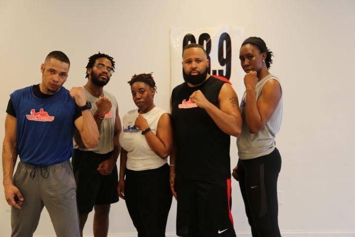 The Fam Self-Defense Class