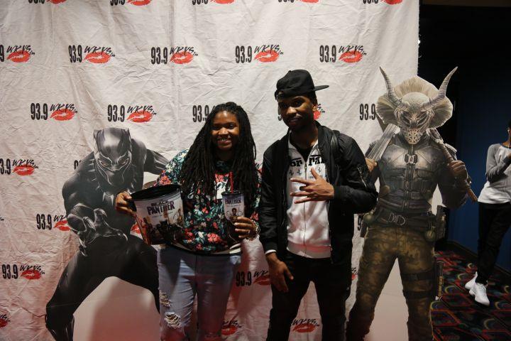 93.9 WKYS/Black Panther Screening
