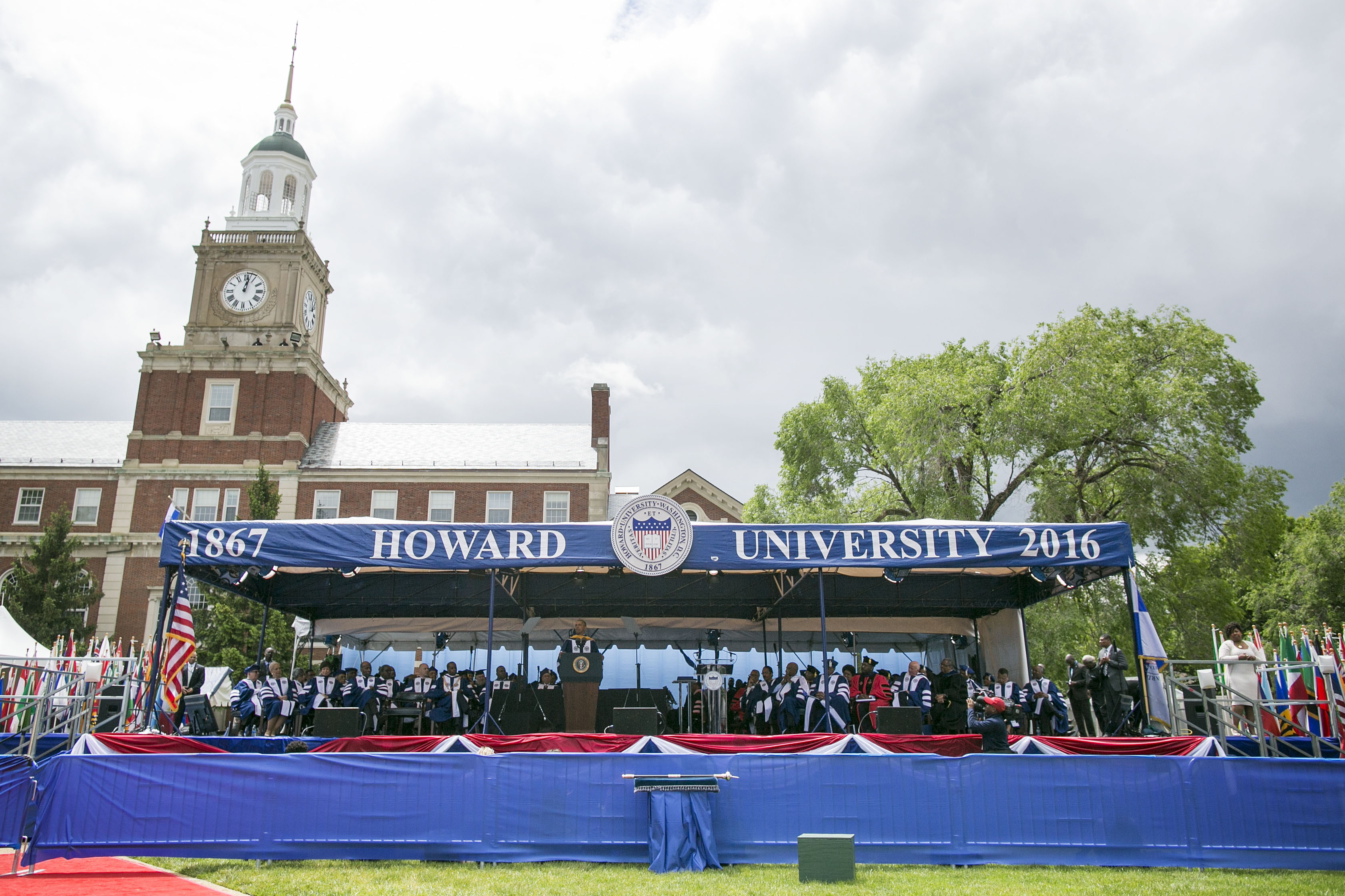 Howard Students Feel Disrespected By Residents Who Think The Campus Should Be Moved