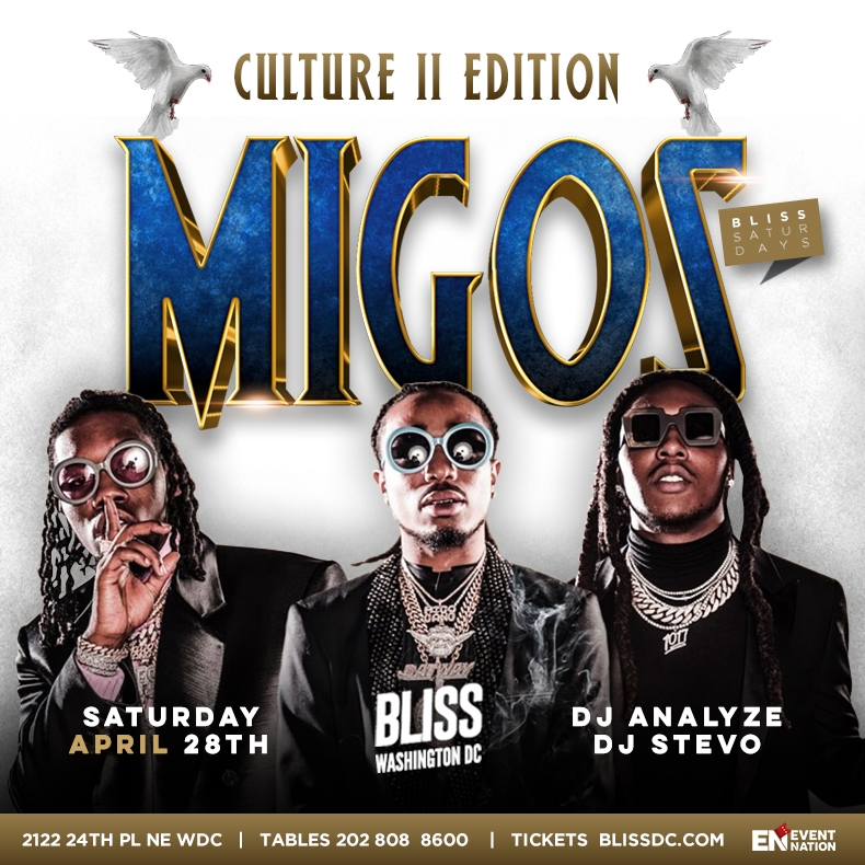 Migos At Bliss