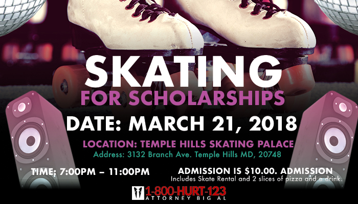 Skating For Scholarships